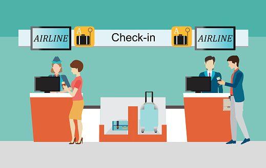 Uçak Seyahatinden  Ne Kadar Zaman Önce Hava Limanında Bulunmalıyım ?
