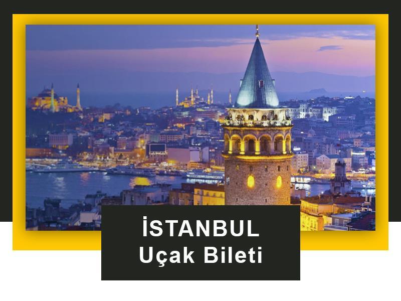 İstanbul Uçak Bileti İletişim