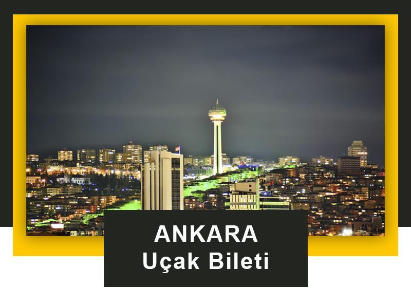 Ankara Uçak Bileti İletişim